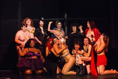 Body Political burlesque
