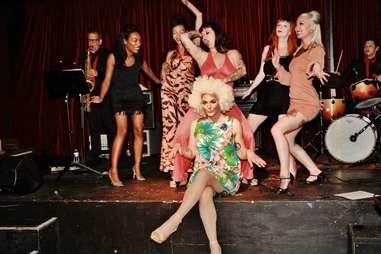 Sinister Twist burlesque