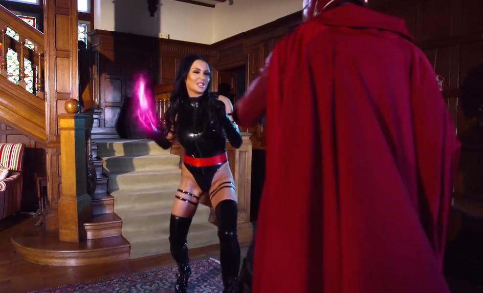 Brazzers X-Men Porn Parody Takes Full Advantage of Mutant