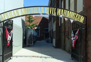 The African American Civil War Memorial and Museum