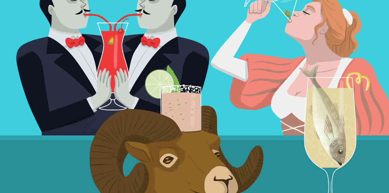 What Your Astrological Sign Says You Should Drink