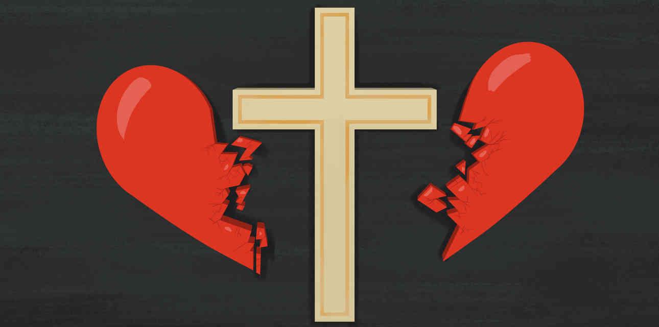 I Got Broken Up With... for Jesus