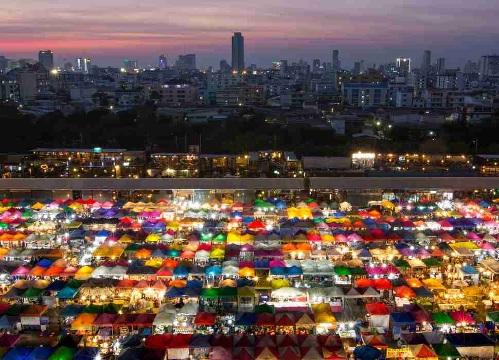 Thailand Market National Geographic