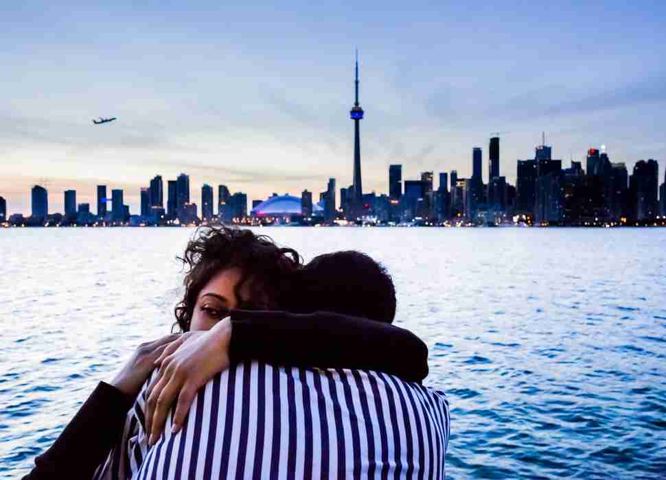 Toronto Couple National Geographic