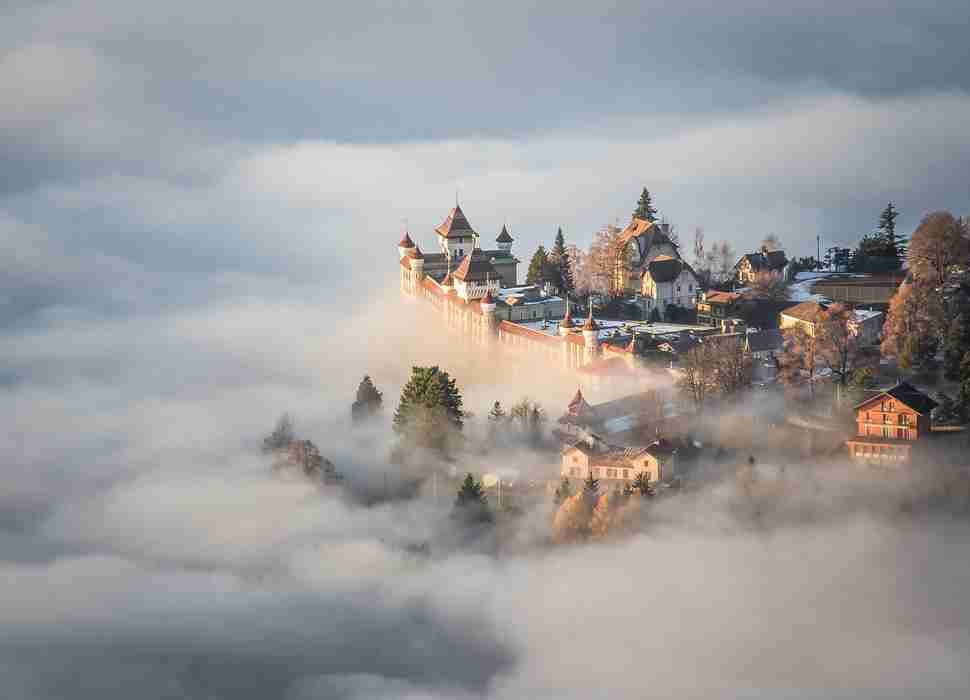 Castle Switzerland National Geographic