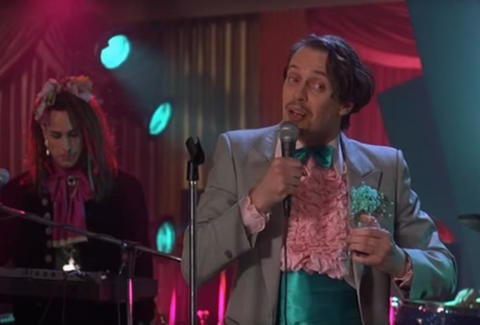 Steve Buscemi Best Man Wedding Singer