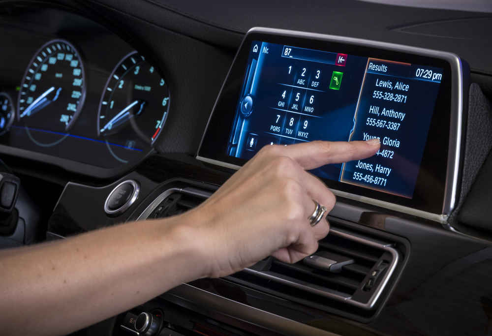 Why Cars Are Becoming More Like Smartphones - Thrillist