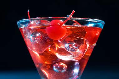 grenadine cocktail
