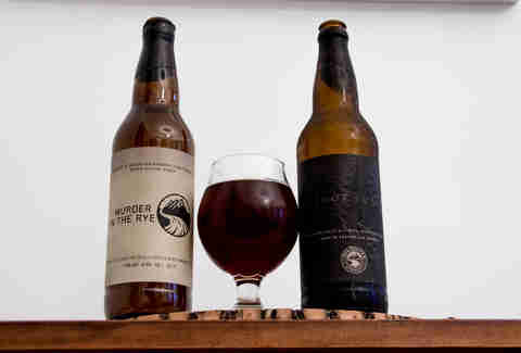 Pinot Suave and Murder in the Rye from Deschutes Brewing