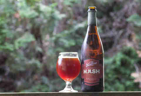 Mash Barleywine by The Bruery