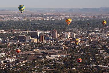 Albuquerque balloons