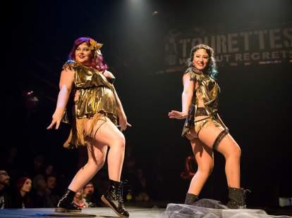 Tourettes Without Regrets