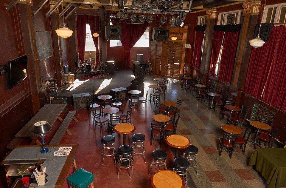 Cafe Club Fais Do Do A Los Angeles Ca Bar