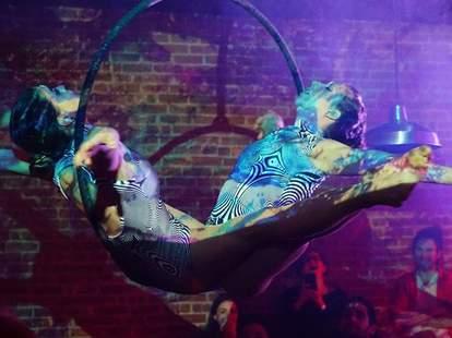 BIZARRE Bushwick performers