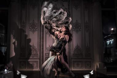 Duane Park burlesque TeaseohhhRama