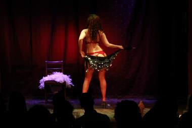Slipper Room burlesque