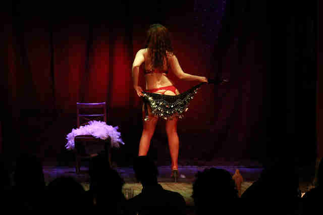 Slipper Room burlesque