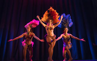 Where to Find the Hottest Burlesque Shows in NYC