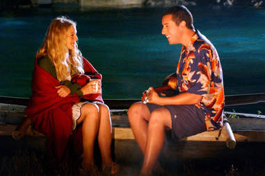 50 First Dates, Adam Sandler