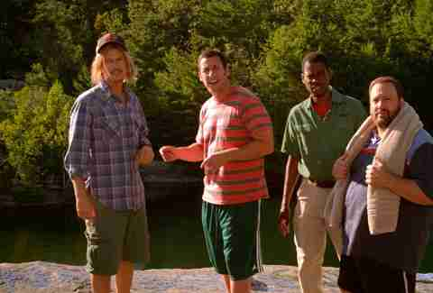 adam sandler Grown Ups 2