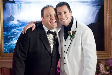 I Now Pronounce You Chuck and Larry, Adam Sandler