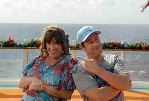Jack and Jill, Adam Sandler