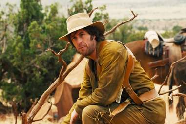 Ridiculous 6, Adam Sandler