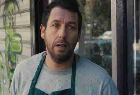 The Cobbler, Adam Sandler