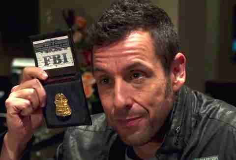 The Do-Over, Adam Sandler