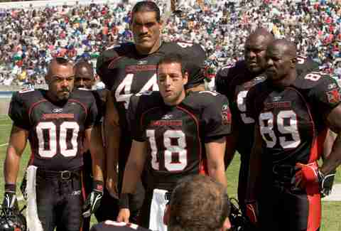 The Longest Yard, Adam Sandler