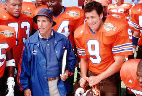 The Waterboy, Adam Sandler