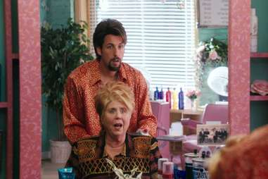 Adam Sandler, You Don't Mess with the Zohan