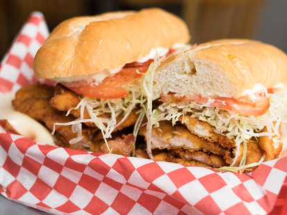 Pete's Seafood and Sandwich
