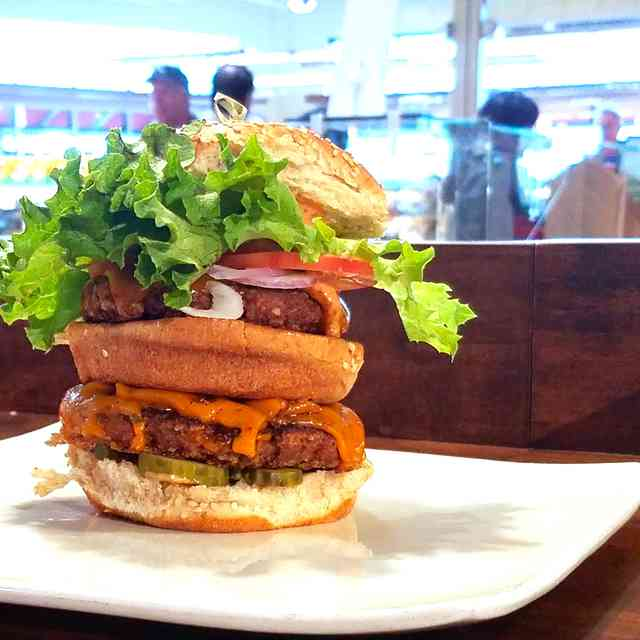 Is Whole Foods\' Beast Burger the Future of Fake Meat?