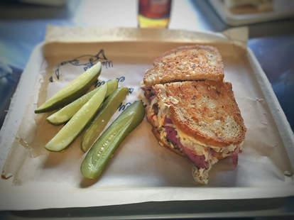 Wexler's sandwich reuben