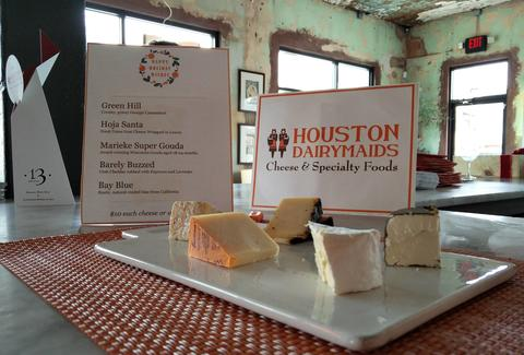 Houston Dairymaids cheese