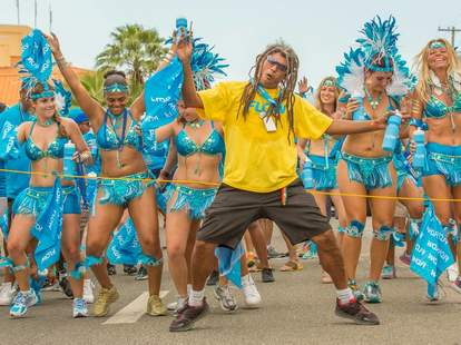 Batabano Cayman Islands Carnival
