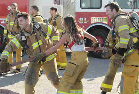 firemen date on bachelorette