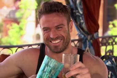 chad at the house bachelorette