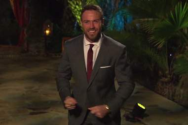 chad rose ceremony bachelorette