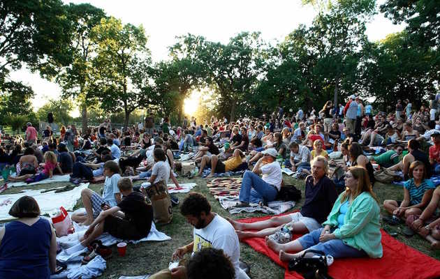 Here's Every Outdoor Summer Movie Screening You Need to Attend in the Twin Cities