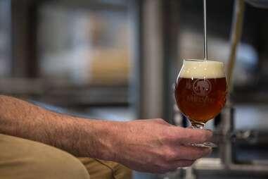 Melvin Brewing beer