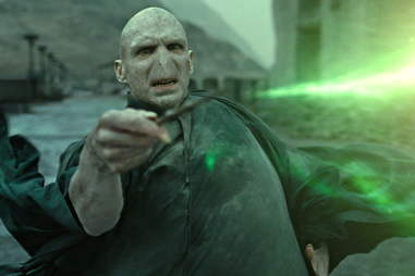 Voldemort Ralph Fiennes Harry Potter and the Deathly Hallows