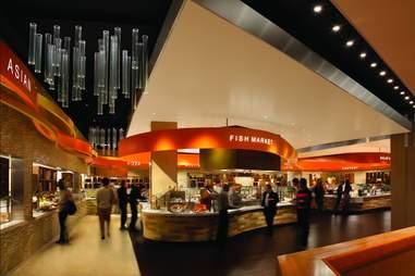 The Buffet in Las Vegas