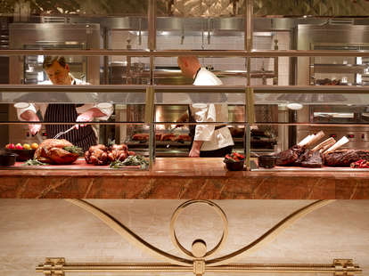 The Buffet at Wynn in Las Vegas