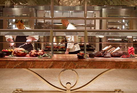The Buffet at Wynn in Las Vegas