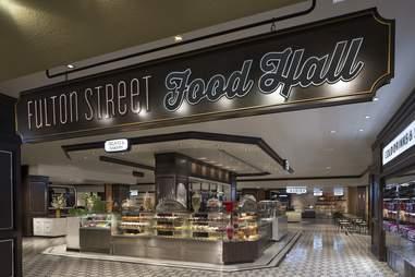 Fulton Street Food Hall in Las Vegas