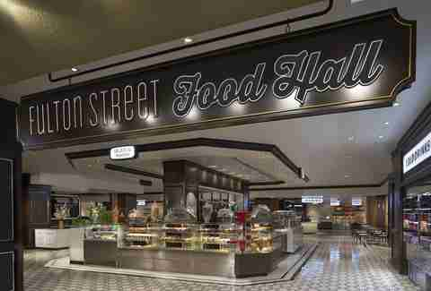 Fulton Street Food Hall in Las Vegas