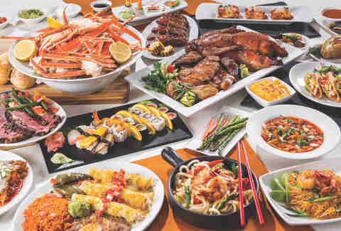 best buffets in las vegas bacchanal buffet wicked spoon studio b rh thrillist com vegas best buffets 2016 vegas best buffet deals