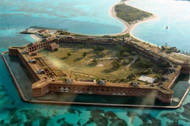 Fort Jefferson Dry Tortugas